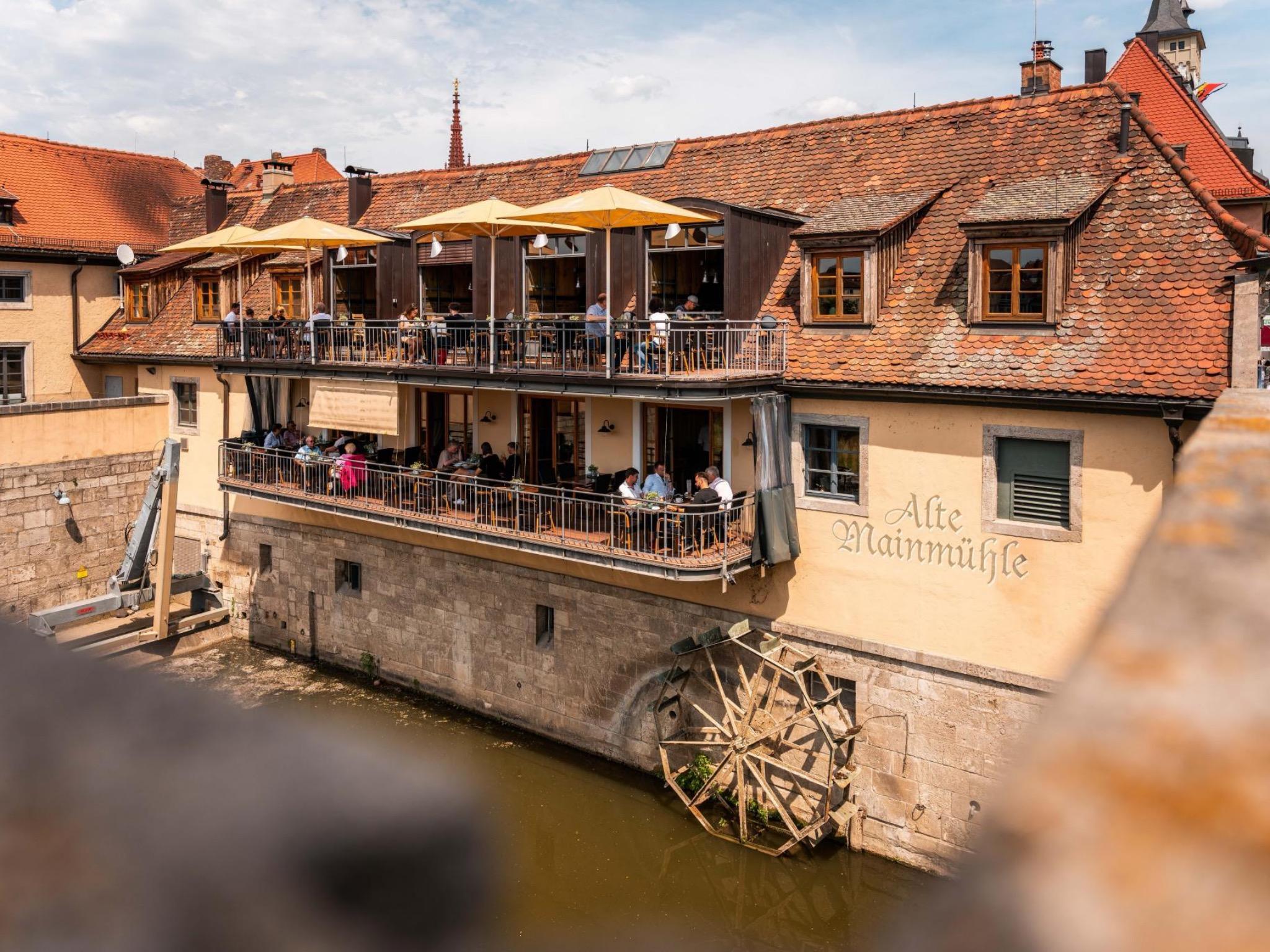 Die Alte Mainmühle in Würzburg sucht Personal! Foto: Jonas Blank