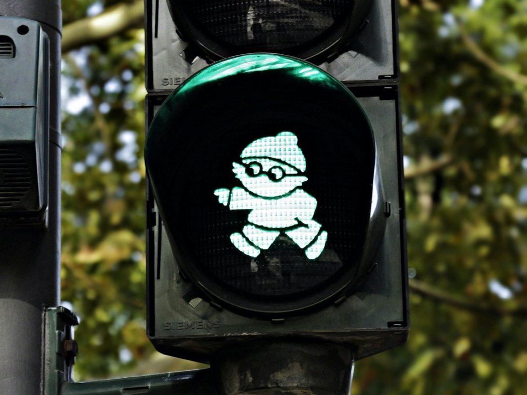 Kommen bald Balthasar Neumann Ampelmännchen nach Würzburg? Foto: Pixabay