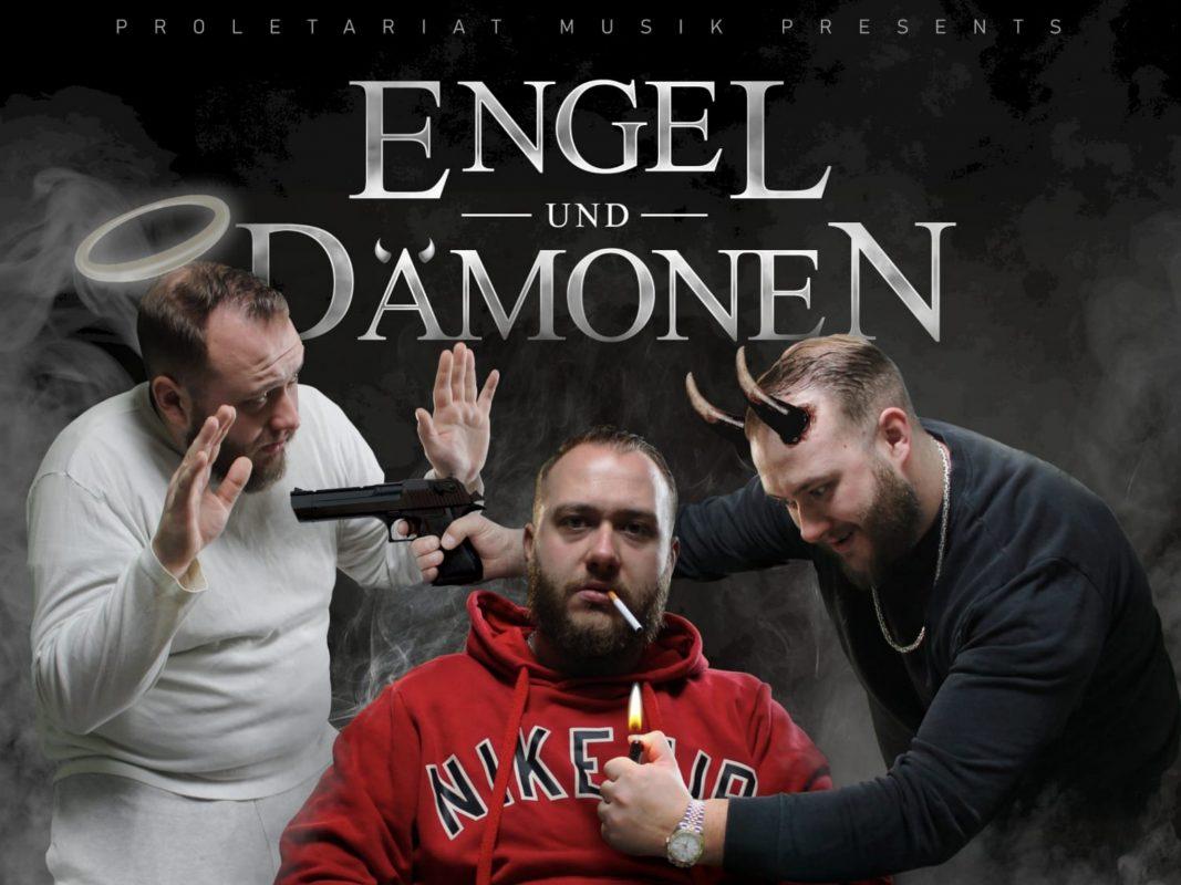 "Dozis neuestes Projekt ""Engel und Dämonen"". Foto: Dozi/Proletariat."